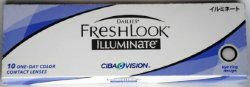 Цветные линзы Dailies FreshLook Illuminate (10 линз)