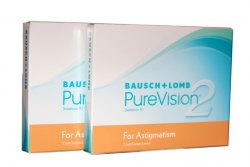 PureVision 2HD for Astigmatism (3 линзы)