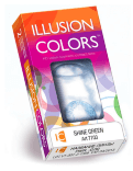 Цветные линзы Illusion Colors Shine (2 линзы)